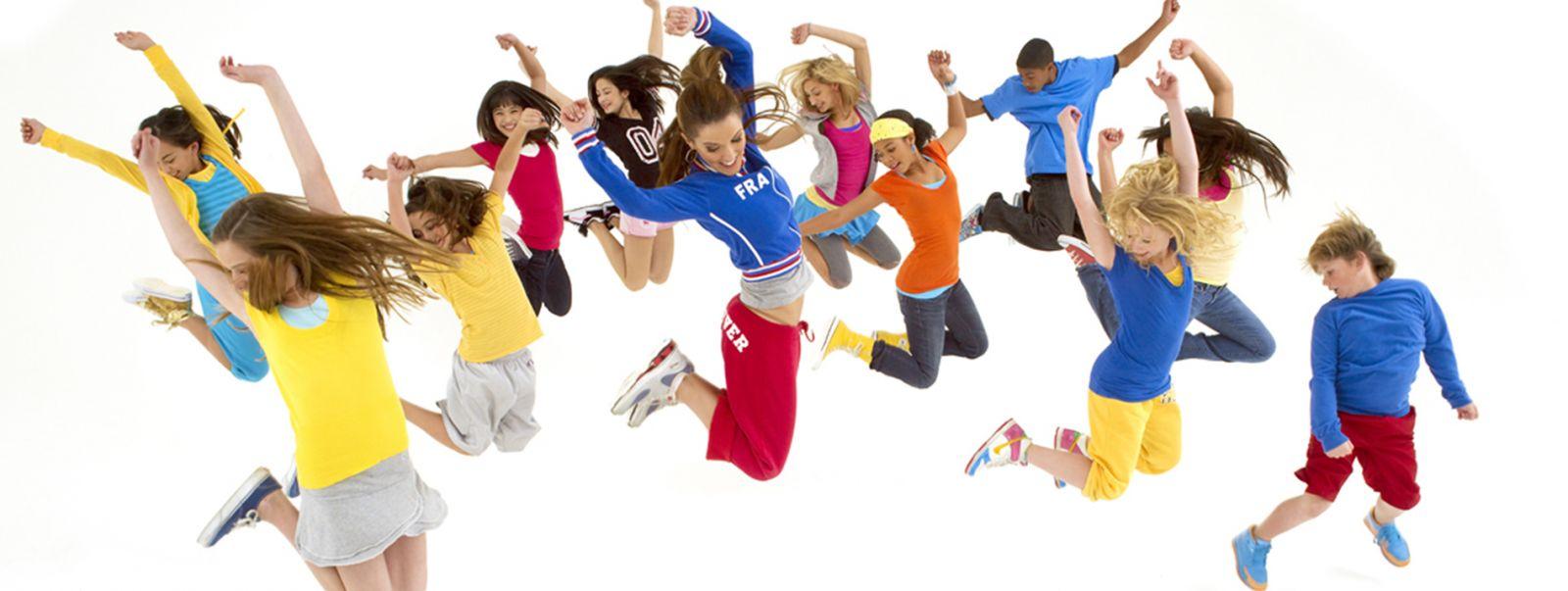 Çocuklara Dans Dersleri